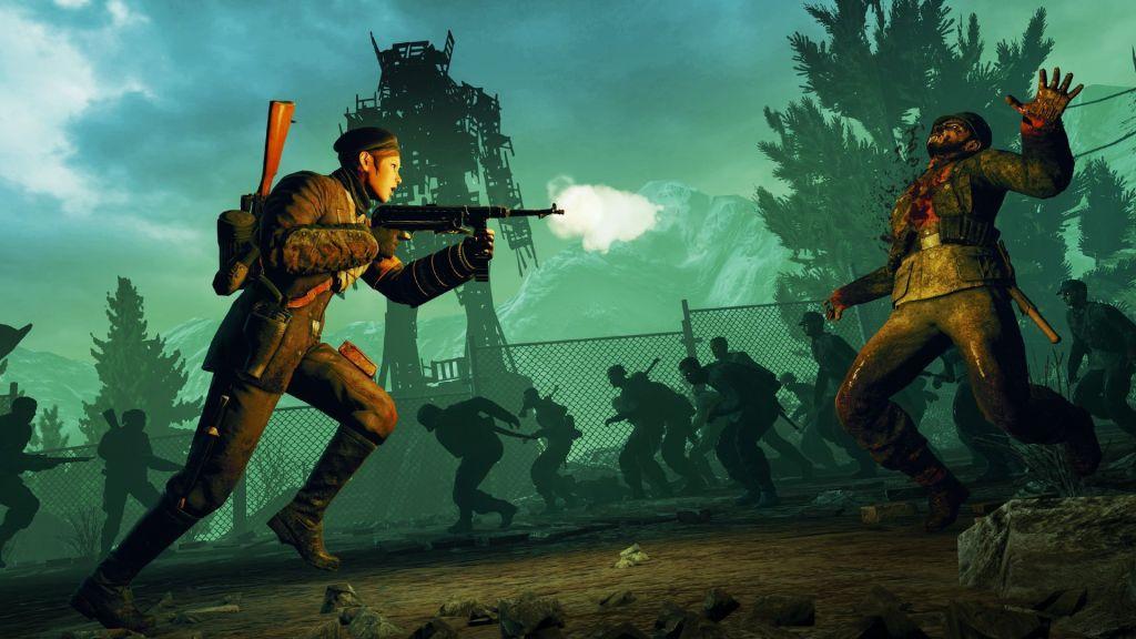 Zombie Army Trilogy Switch captura de pantalla, screenshot, portada (5)