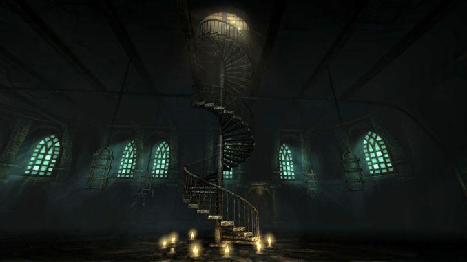 Código fuente abierto de Amnesia The Dark Descent y Machine for Pigs