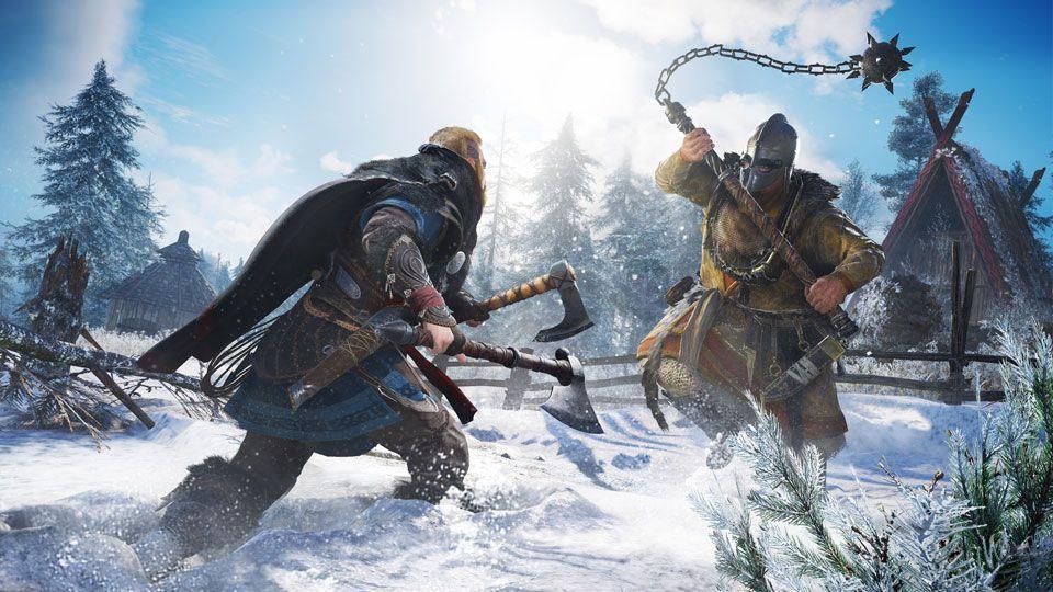 Tráiler, capturas, noticias de Assassins Creed Valhalla