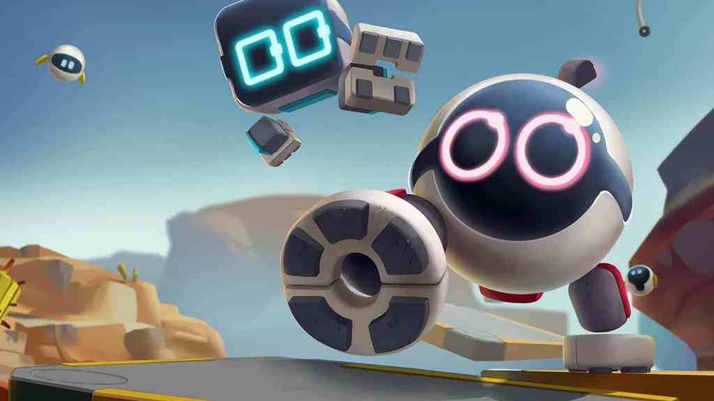 Tráiler de Biped, videojuego cooperativo con dos robots bípedos, toda la información