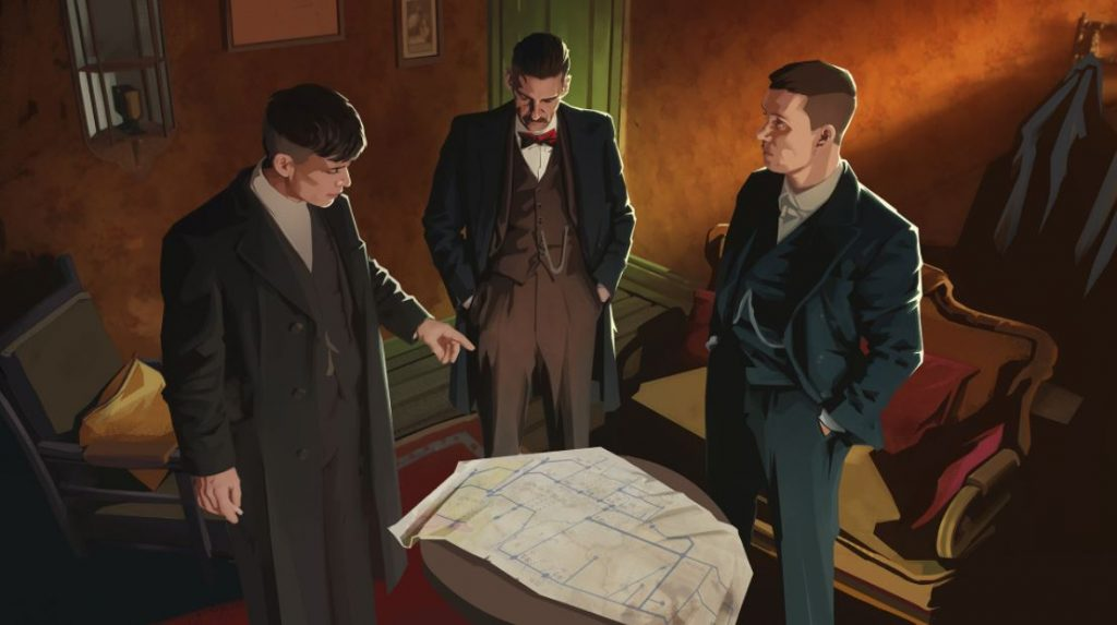 Peaky-Blinders-Mastermind-screenshots-Tommy-Shelby-John-and-Arthur