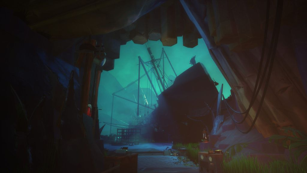 Call of the Sea screenshots capturas de pantalla Raw Fury (7)