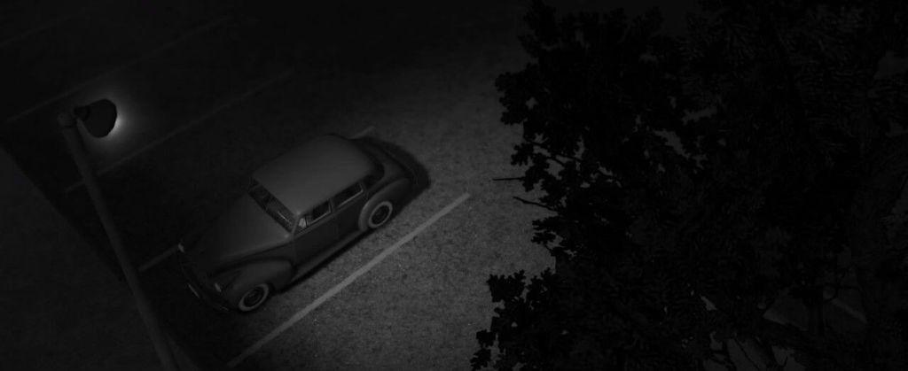 LA Noire screenshots capturas filtro blanco y negro, noir, black and white (25)