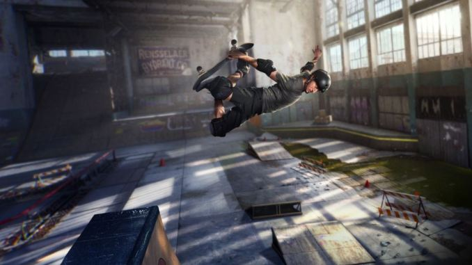 Reseña de Tony Hawk's Pro Skater 1+2 en PS4, Xbox One y PC