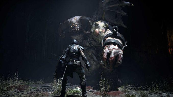 Tráiler de Demons Souls Remake para PS5 Bluepoint Games