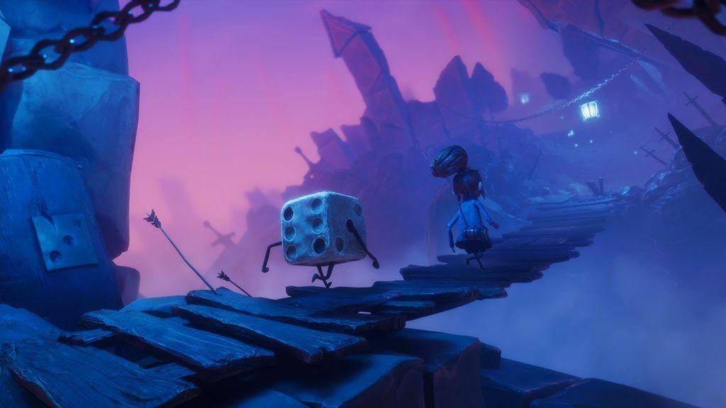 Tráiler, capturas, noticias de Lost in Random, videojuego de los creadores de Fe, Zoink Games, EA Originals