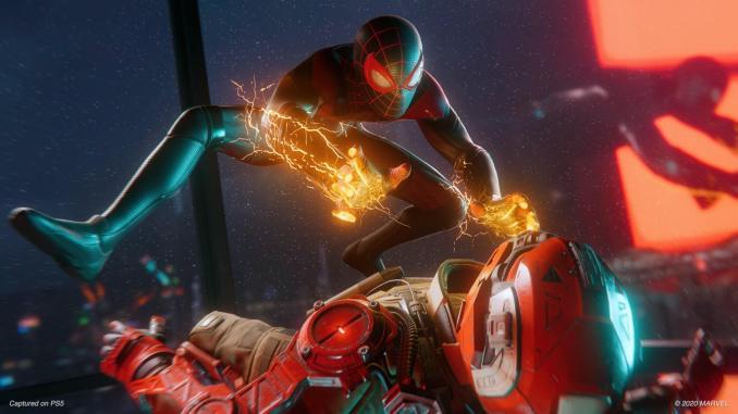 Spiderman Miles Morales es una expansión DLC o secuela del primer juego