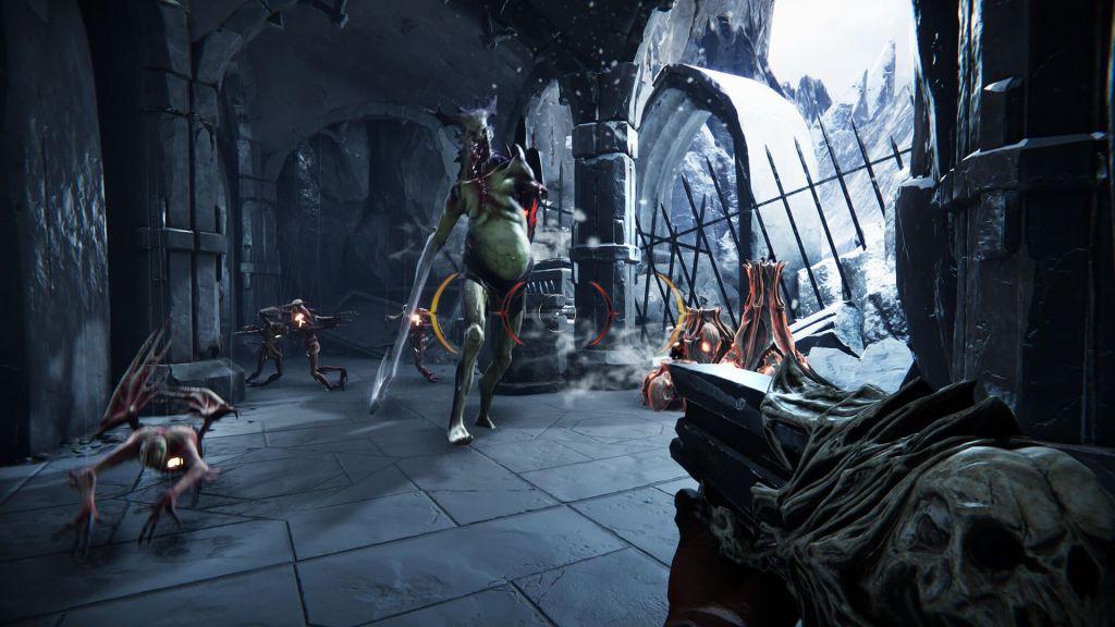 Metal Hellsinger screenshots capturas de pantalla (4)