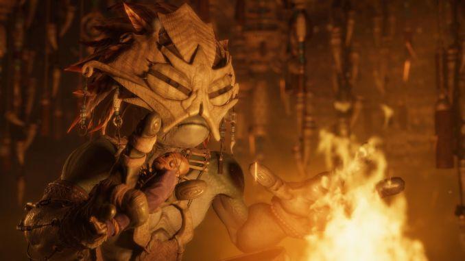 Tráiler de Oddworld Soulstorm en el evento de PlayStation 5