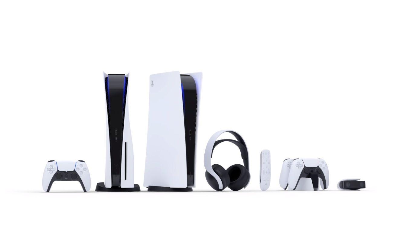 PlayStation 5 PS5 ediciones accesorios información imágenes