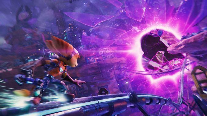 Tráiler de Ratchet and Clank 2 en el evento de PlayStation 5