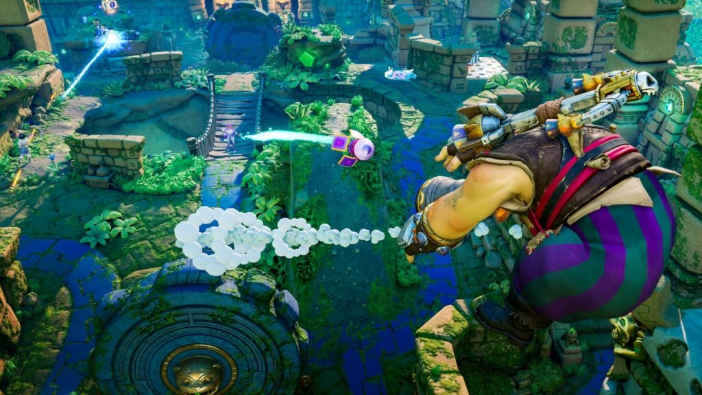Tráiler, capturas, noticias de Rocket Arena, juego multijugador de EA
