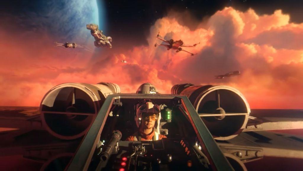 Cómo tener el X-Wing de Star Wars en Fortnite