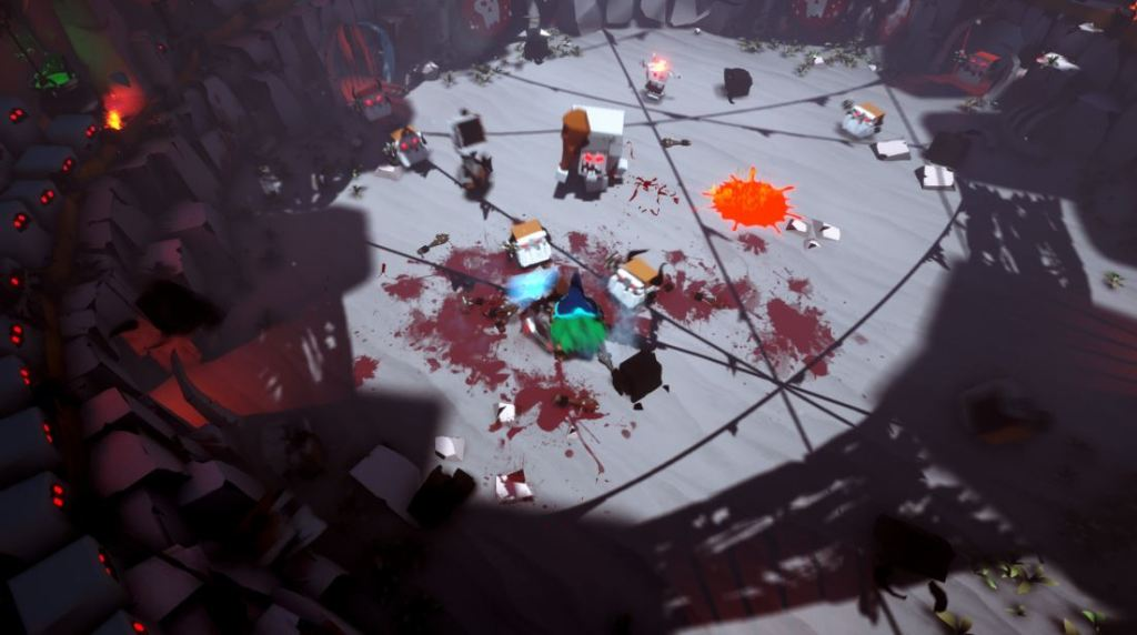 Cubers-Arena-screenshots-capturas-review-6