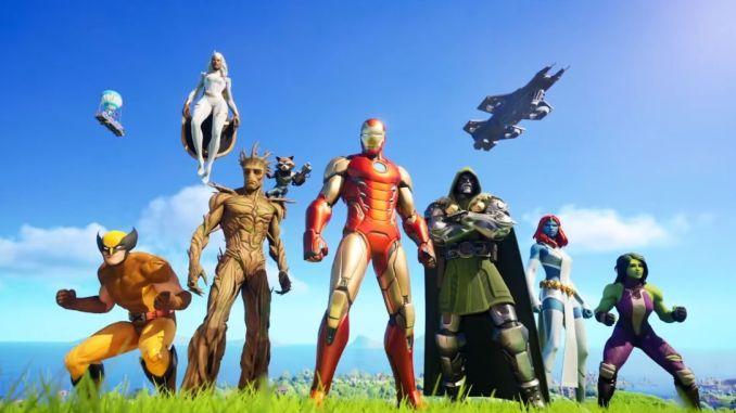 Fortnite 2: Temporada 4 - Novedades, superhéroes de Marvel, información sobre el Pase de Batalla