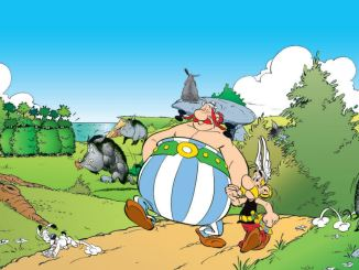 Asterix-historietas-ilustraciones-Albert-Uderzo-1