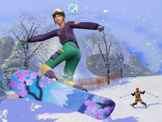 Reseña de Los Sims 4: Escapada en la Nieve, expansión para PC, PS4 y Xbox One