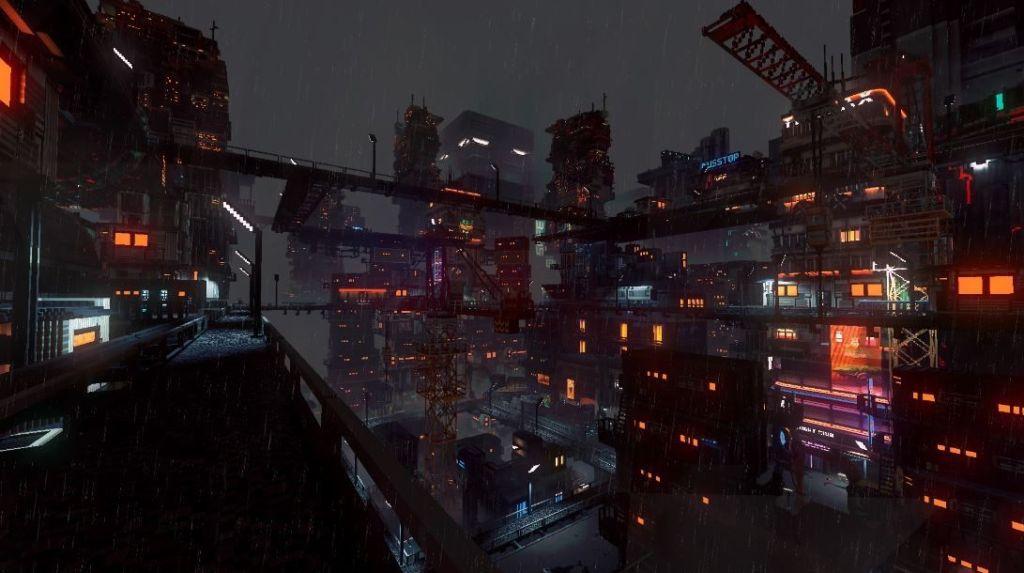 Cloudpunk-screenshots-resena-superestructura-marx