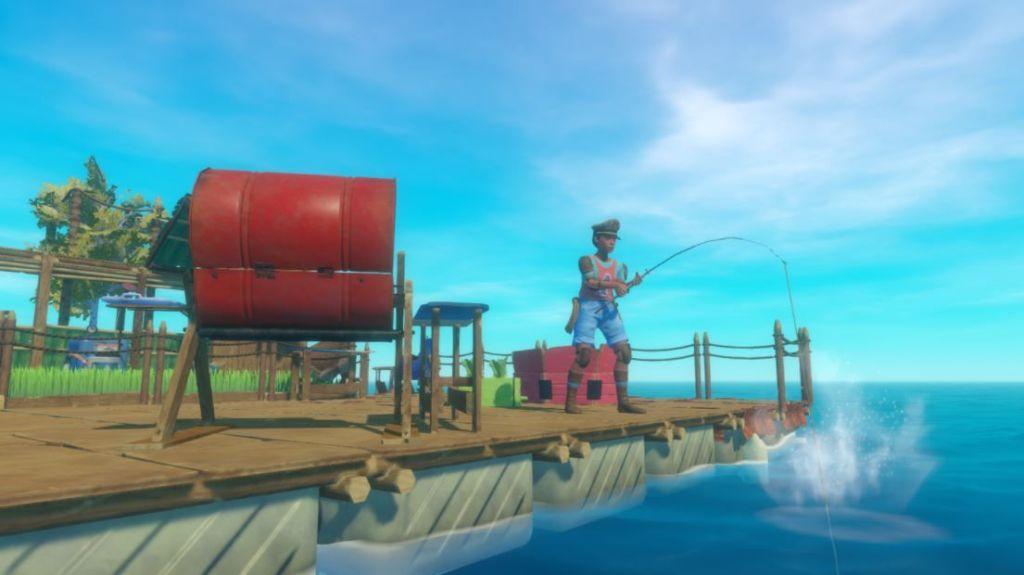 Raft-guia-consejos-screenshots-obtener-agua-dulce