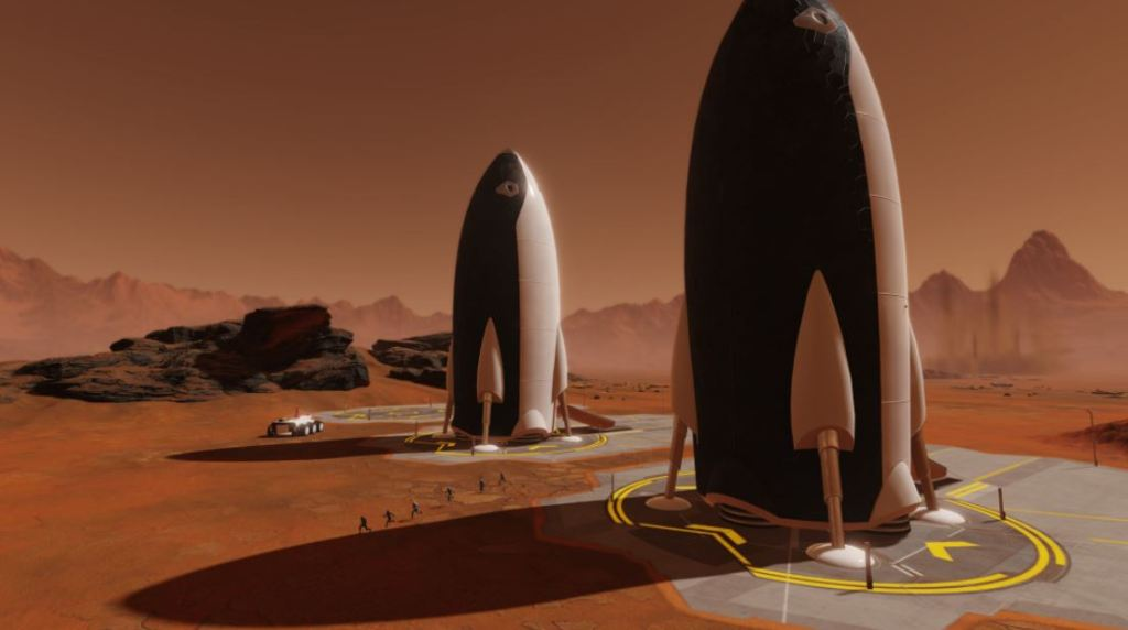 Calefactores-láseres-tormentas-lluvia-de-meteoritos-Surviving-Mars