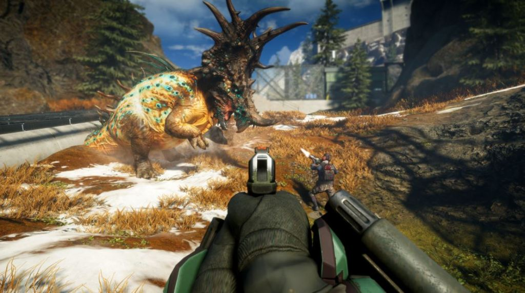 Second-Extinction-combates-screenshots