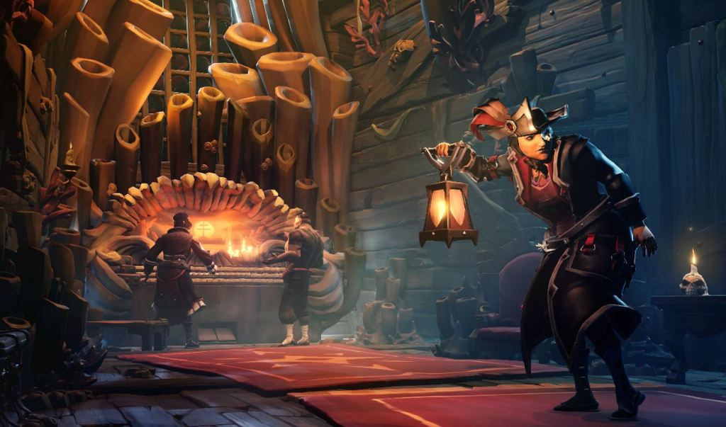Sea-of-Thieves-Vida-Pirata-brujula-Jack-Sparrow-screenshots