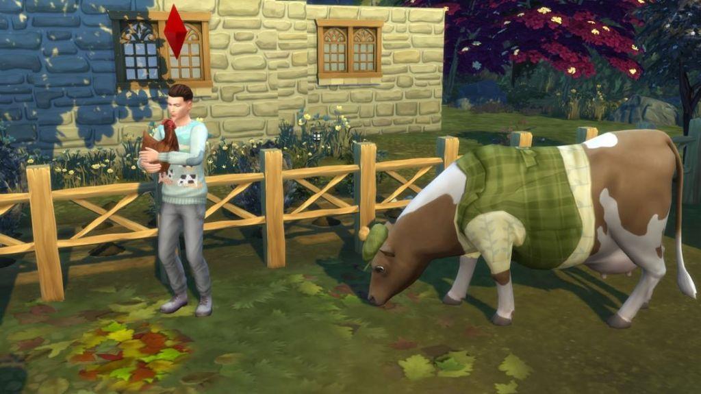 Los-Sims-4-Vida-en-el-Pueblo-ropa-para-animales-screenshots