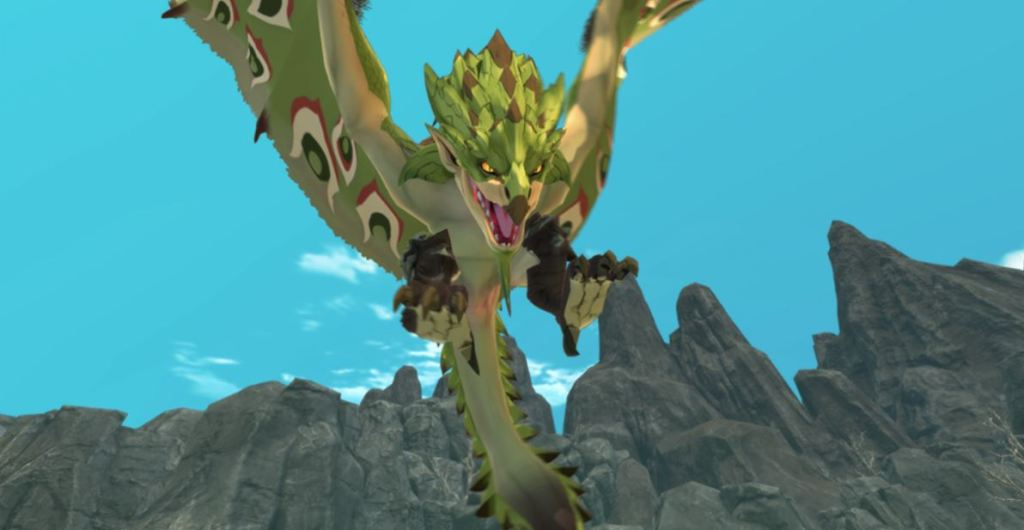 Monster-Hunter-Stories-2-Rathian-screenshots
