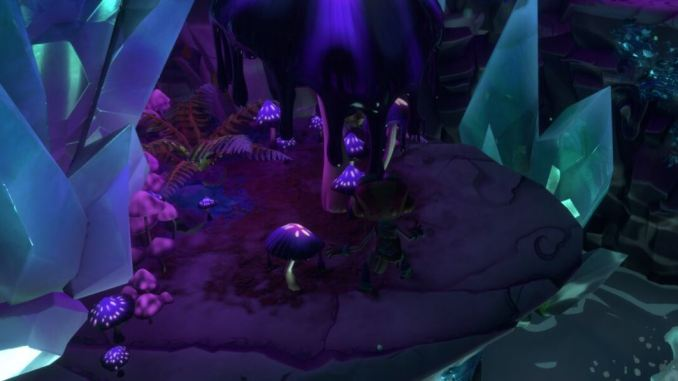 Psychonauts-2-encontrar-hongo-inusual-para-Lili
