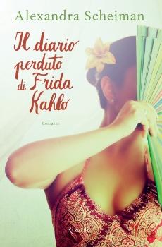 Risultati immagini per il diario perduto di frida kahlo