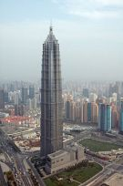 Jin Mao Tower (421m)