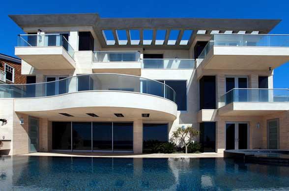 Las casas de playa más espectaculares de EEUU
