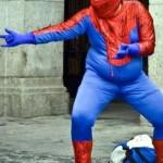 Disfraces de Halloween horribles