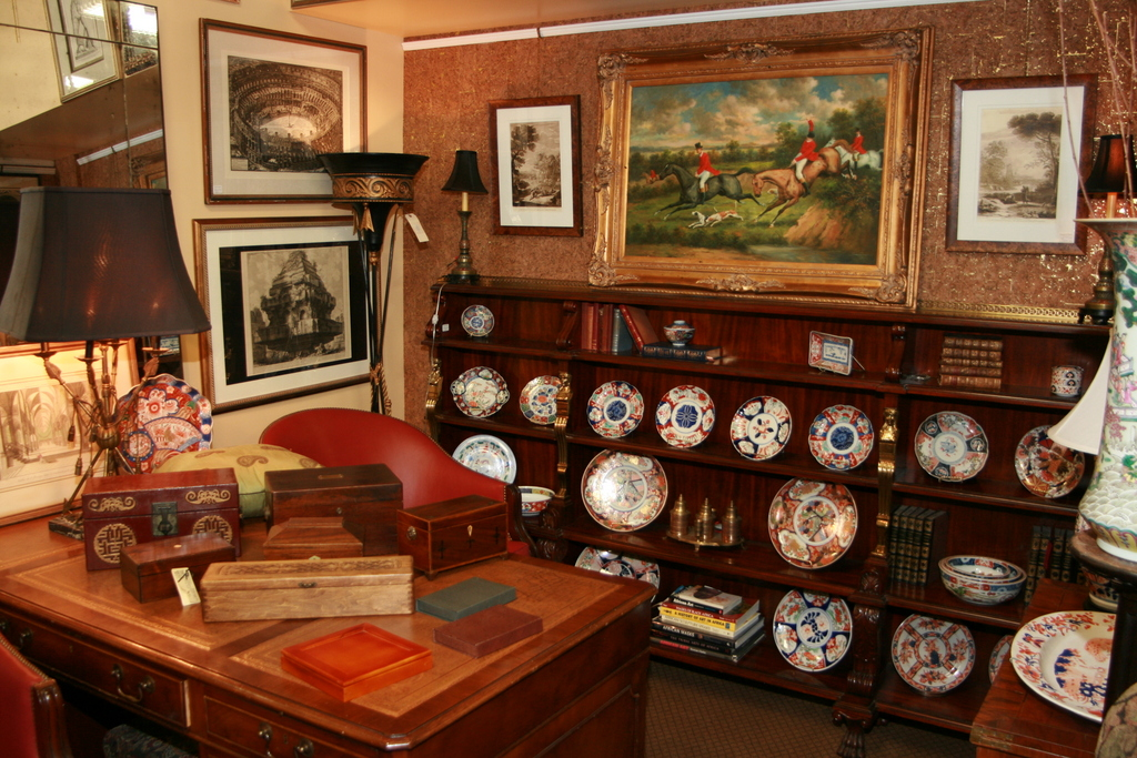 Solomon Paris Antiques And Interior Design