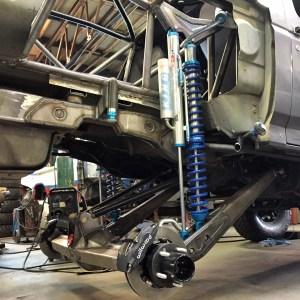 Ford Bronco 4Link Rear Suspension Kit  Solo Motorsports