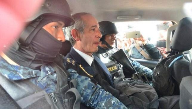 Capturan a expresidente de Guatemala Álvaro Colom por presunto caso de corrupción