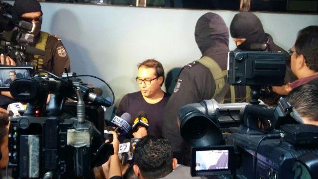 Exfiscal Luis Martínez sera llevado al Centro Penal de Metapán