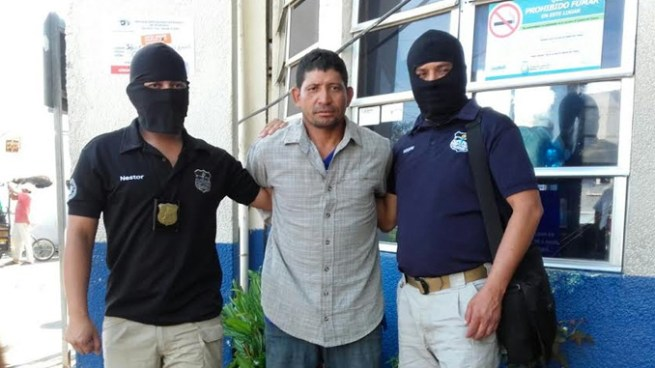 Pandillero salvadoreño es capturado por las autoridades en Honduras