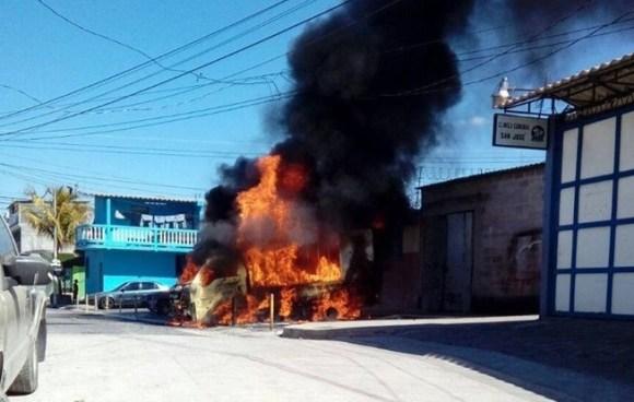 Terrorismo de pandillas en Altavista