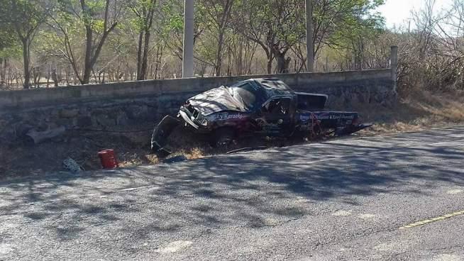 Tres fallecidos y cuatro lesionados tras accidente en La Unión