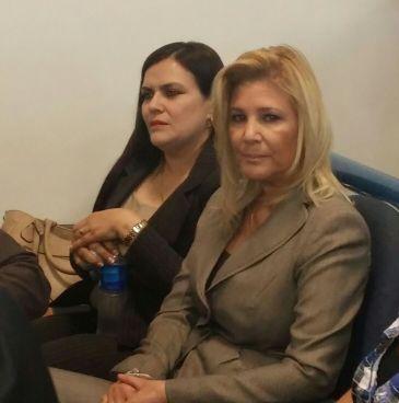 Juez impone fianza de $250,000 a Ligia de Saca para ser procesada en libertad