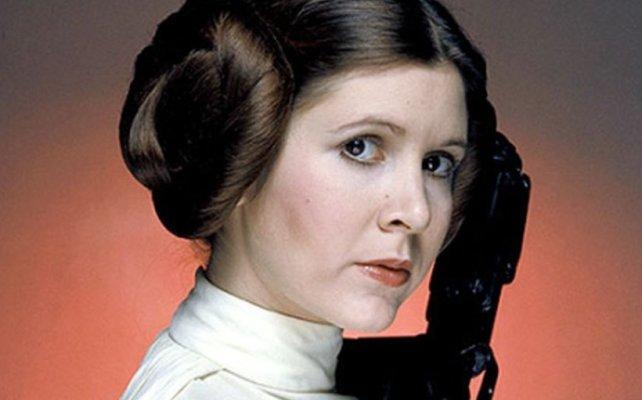 Murió Carrie Fisher, la Princesa Leia de 'Star Wars', a los 60 años.
