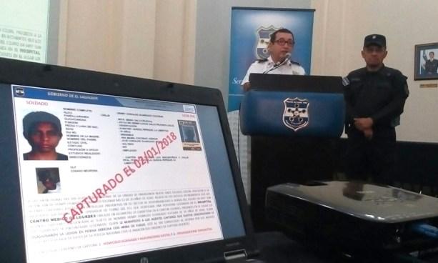 Presentan nuevo listado de los 100 Más Buscados por la PNC de El Salvador