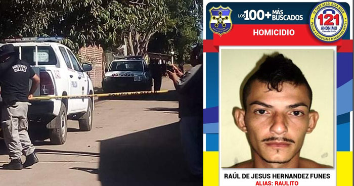 Pandillero de los 100 Más Buscados muere en enfrentamiento con la PNC en Usulután