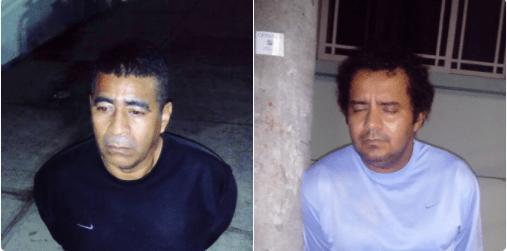 PNC capturó a dos extorsionistas en San Salvador entre ellos un soldado