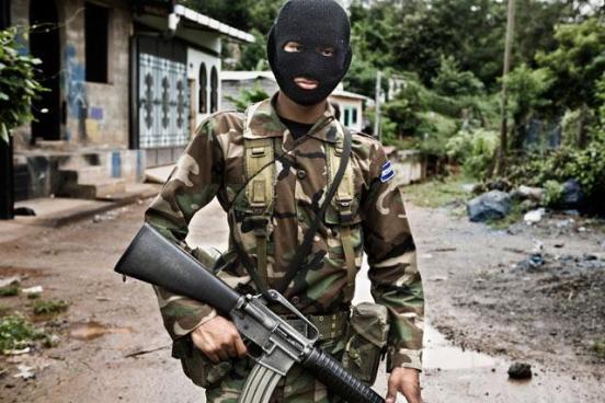 598 militares expulsados por vínculos con pandillas