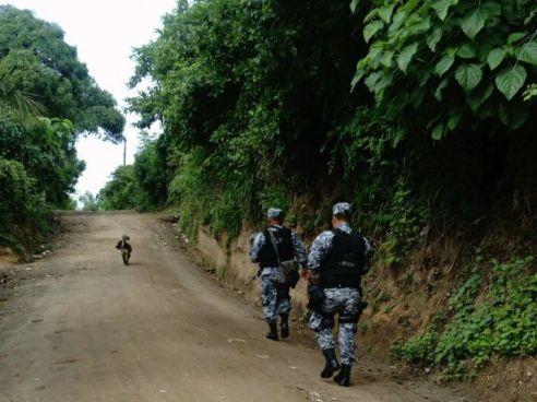 Muere gatillero de pandillas en enfrentamiento con la FES