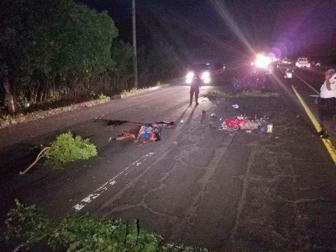 Mujer muere en accidente de tránsito en Chalchuapa