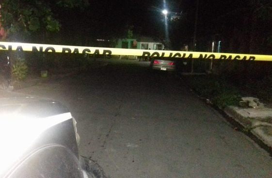 Asesinan a un hombre en la Colonia La Presita 1 en San Miguel