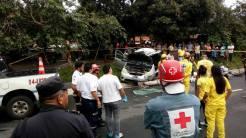 Fotografía de Cruz Roja Salvadoreña.